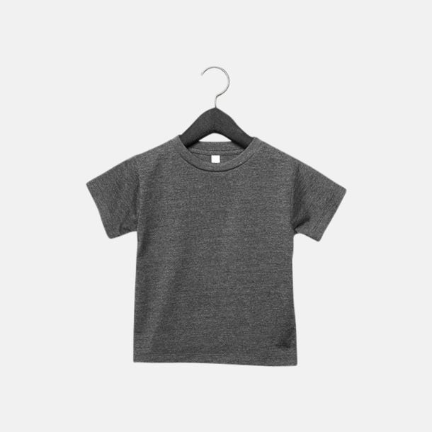 Dark Grey Heather (barn) T-shirts för baby, barn & ungdom - med reklamtryck
