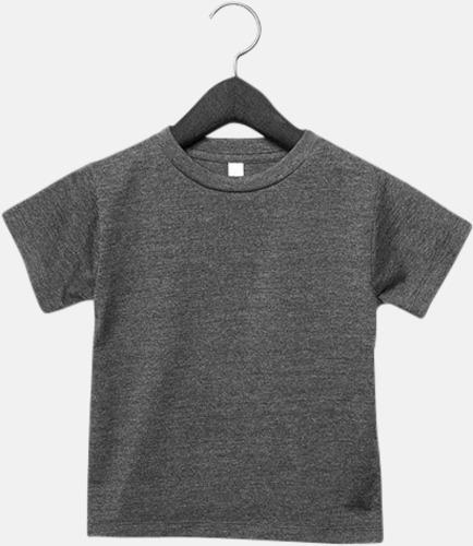 Dark Navy Heather (barn) T-shirts för baby, barn & ungdom - med reklamtryck
