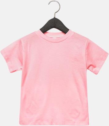Rosa (barn) T-shirts för baby, barn & ungdom - med reklamtryck