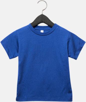 True Yellow (barn) T-shirts för baby, barn & ungdom - med reklamtryck