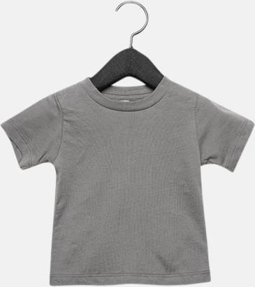 Asphalt solid (baby) T-shirts för baby, barn & ungdom - med reklamtryck