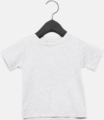 Athletic Heather (baby) T-shirts för baby, barn & ungdom - med reklamtryck