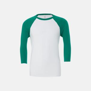 Baseball t-shirts för små & vuxna med reklamtryck