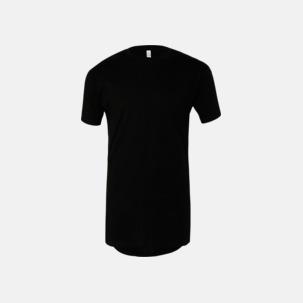 Längre herr t-shirts med reklamtryck