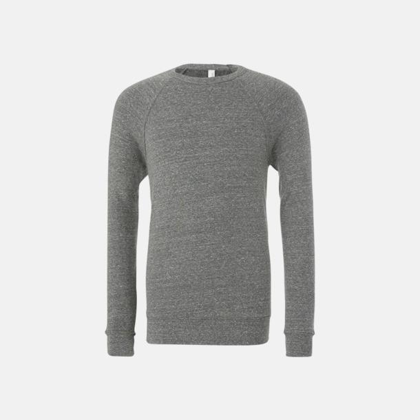 Grey Triblend (heather) Unisextröjor med reklamtryck