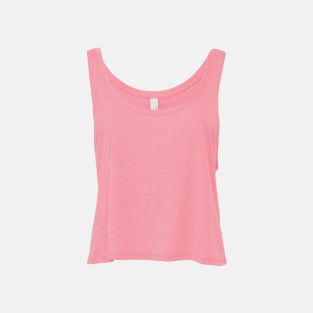 Neon Pink Extra stora linnen med reklamtryck