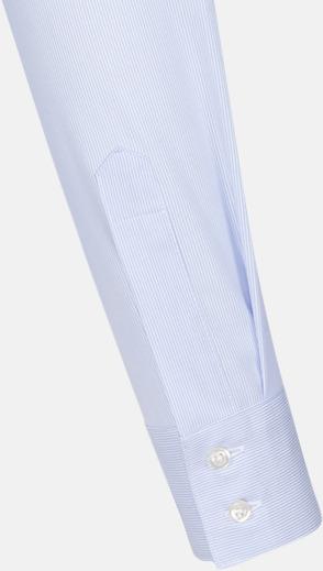 Rutiga och randiga Seidensticker skjortor med reklamtryck