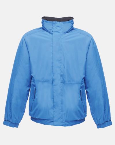 Oxford Blue (vuxen) Dover jacket från Regatta med reklamtryck