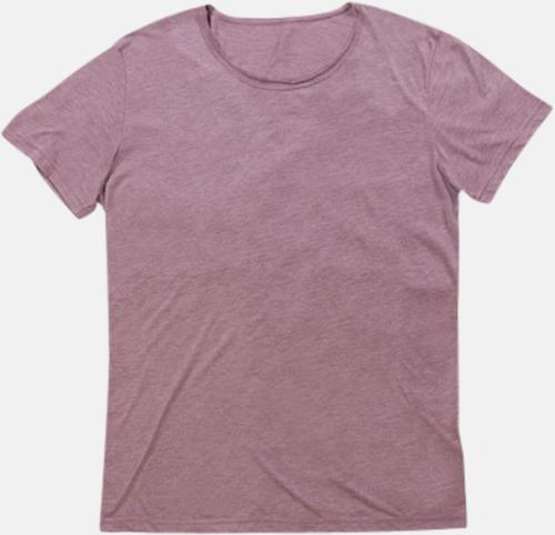 Vintage Rose Extra stora herr t-shirts med reklamtryck