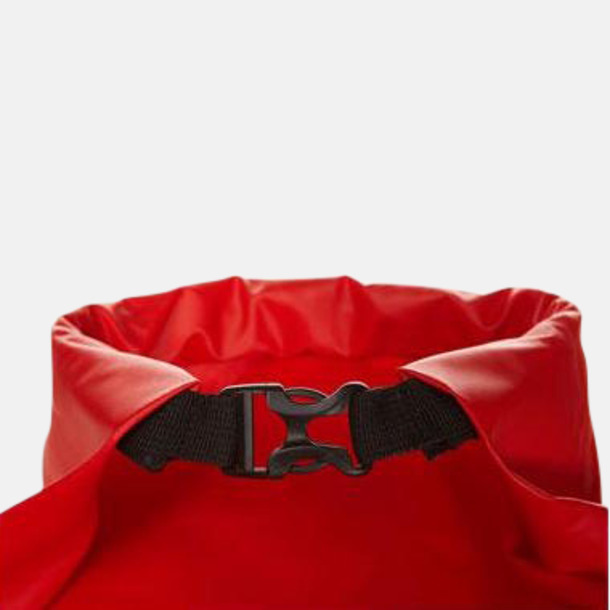 Rolltop duffle ryggsäckar med reklamtryck