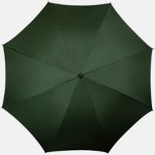 Klassiska paraplyer med reklamtryck