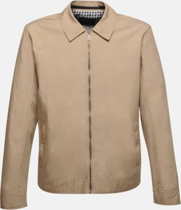 Parchment Stilrena, moderna jackor med reklamtryck