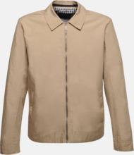 Stilrena, moderna jackor med reklamtryck