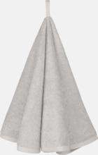 Runda handdukar med reklamlogo