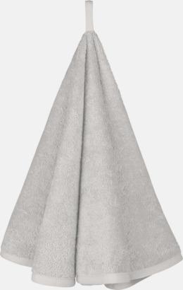 Linen Runda handdukar med reklamlogo