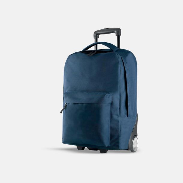 Ryggsäck & hjulväska i 1 med reklamtryck