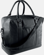 Resväskor i bomull & konstläder med reklamlogo