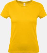 Fina kvalitets bas t-shirts med reklamtryck