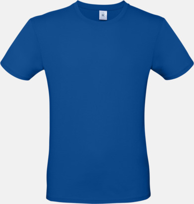 Royal (herr) Fina kvalitets bas t-shirts med reklamtryck