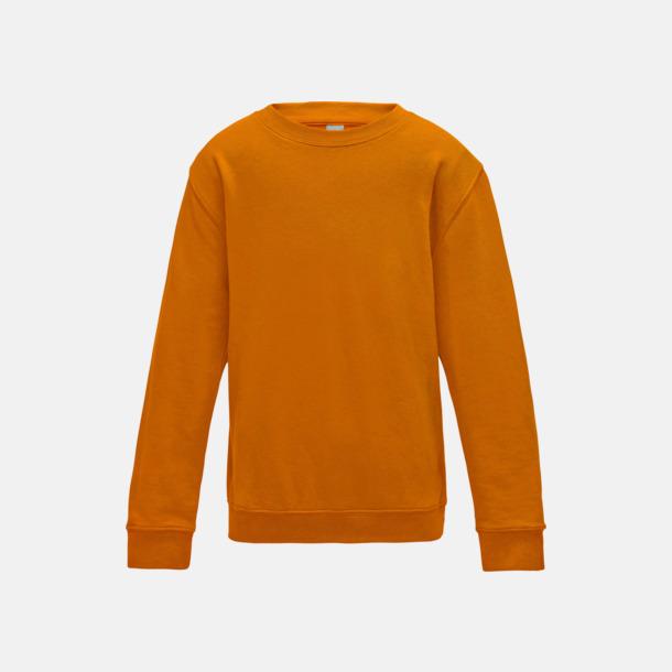 Orange Crush (barn) Tröjor i många färger med reklamtryck