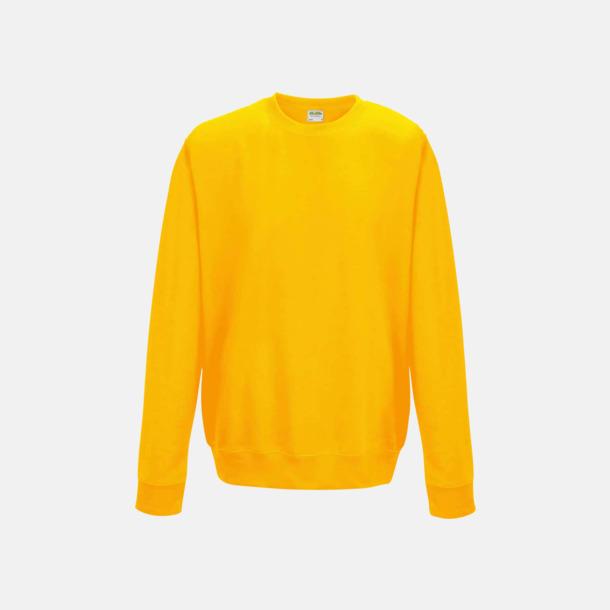 Gold (unisex) Tröjor i många färger med reklamtryck