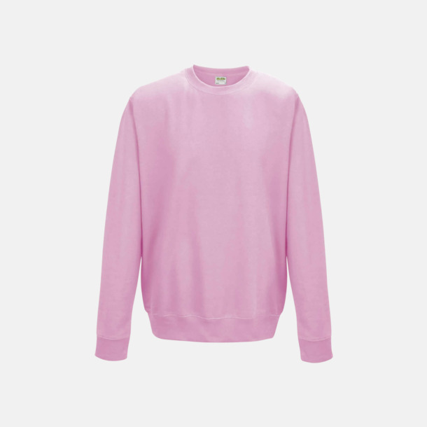 Baby Pink (unisex) Tröjor i många färger med reklamtryck