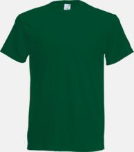 Matchande t-shirts för herr, dam & barn - med reklamtryck