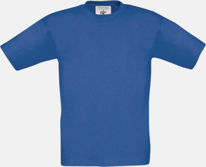 Royal (barn) Fina kvalitets bas t-shirts med reklamtryck