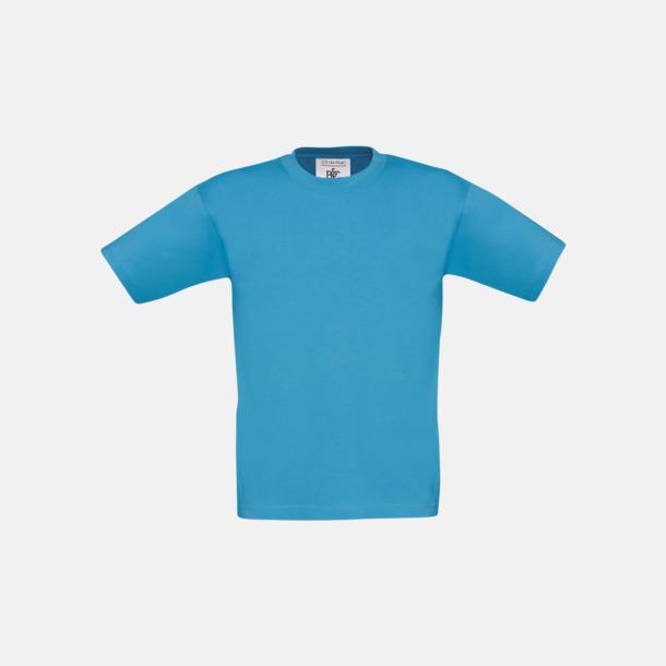 Atoll (barn) Fina kvalitets bas t-shirts med reklamtryck