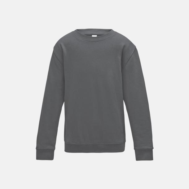 Storm Grey (barn) Tröjor i många färger med reklamtryck