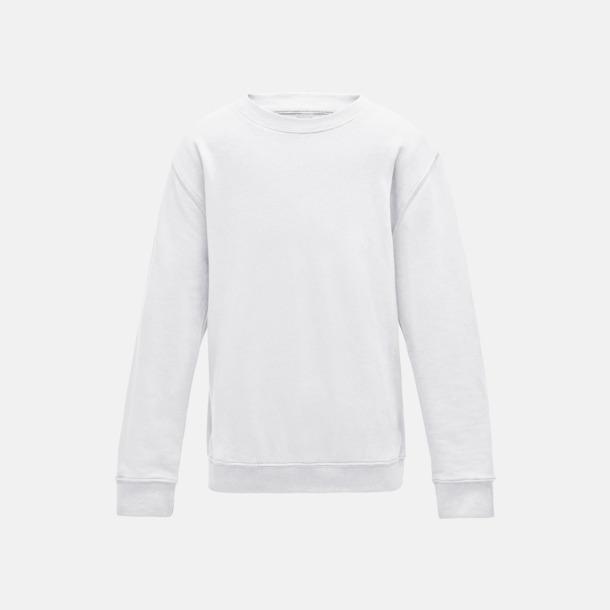 Arctic White (barn) Tröjor i många färger med reklamtryck