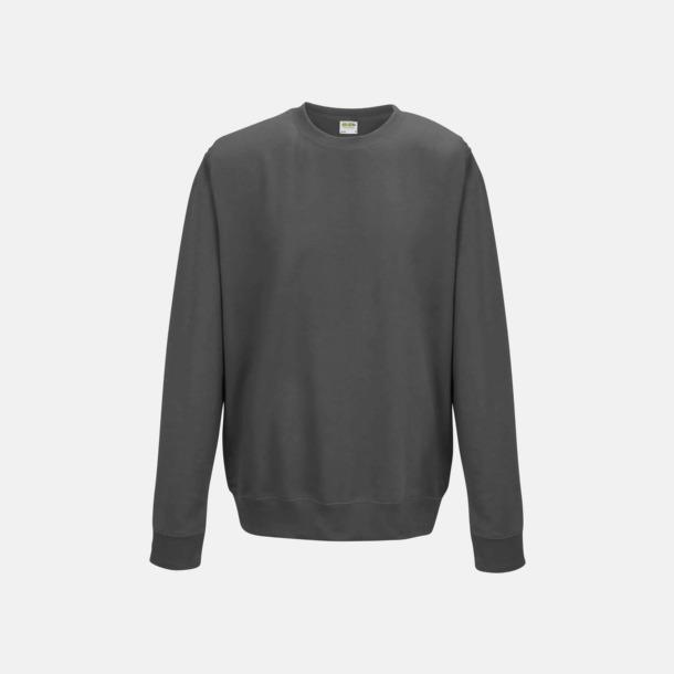 Storm Grey (unisex) Tröjor i många färger med reklamtryck