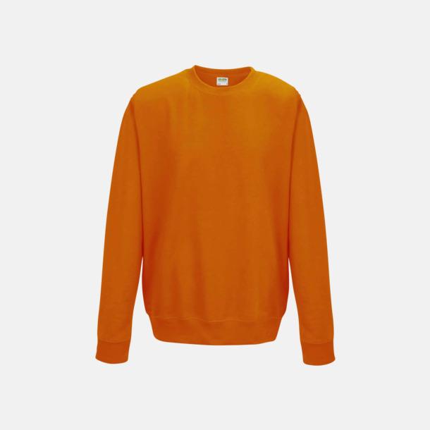 Orange Crush (unisex) Tröjor i många färger med reklamtryck