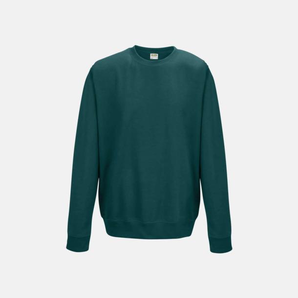 Jade (unisex) Tröjor i många färger med reklamtryck