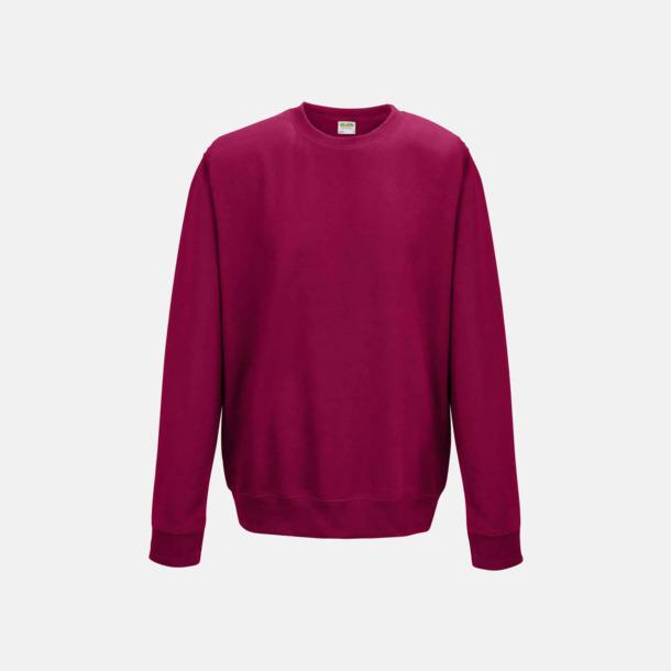 Cranberry (unisex) Tröjor i många färger med reklamtryck
