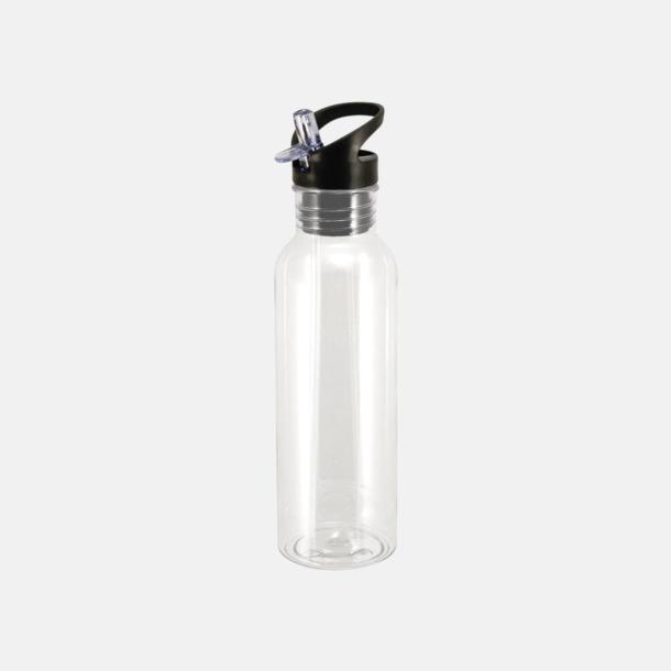 Transparent Sportiga & BPA-fria flaskor från Vildmark med reklamtryck