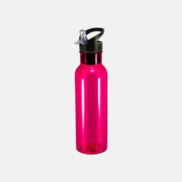 Magenta Sportiga & BPA-fria flaskor från Vildmark med reklamtryck