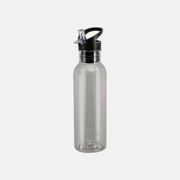 Charcoal Sportiga & BPA-fria flaskor från Vildmark med reklamtryck
