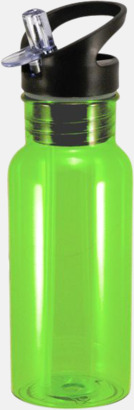Lime Mindre tritanflaskor med reklamtryck