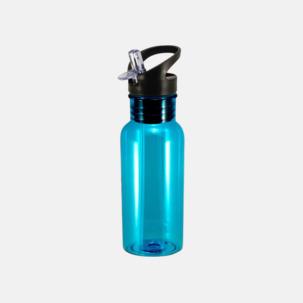 Mindre tritanflaskor med reklamtryck