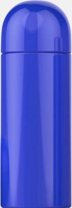 Blå Små termosar på 26 cl från Vildmark med reklamtryck