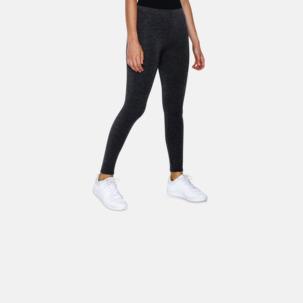 Tjockare leggings med reklamtryck