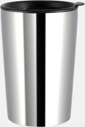 Termosmuggar i två storlekar med reklamtryck