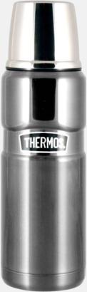 Grafitgrå (endast 0,5 liter) Ny modern termos från världens bästa termostillverkare Thermos