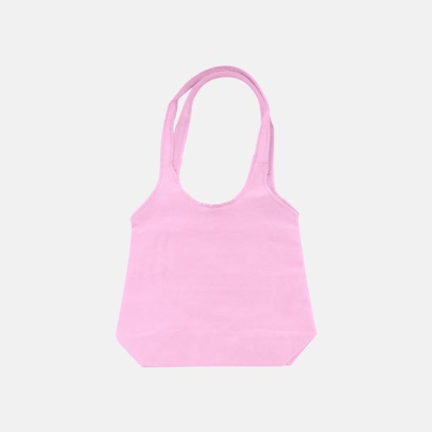Rose Trendiga tygväskor med reklamtryck