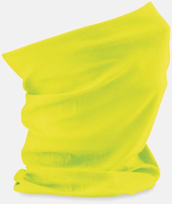Halskragar i många färger med reklamlogo