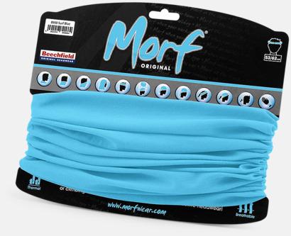 Surf Blue Halskragar i många färger med reklamlogo
