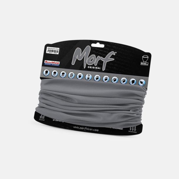 Graphite Grey Halskragar i många färger med reklamlogo
