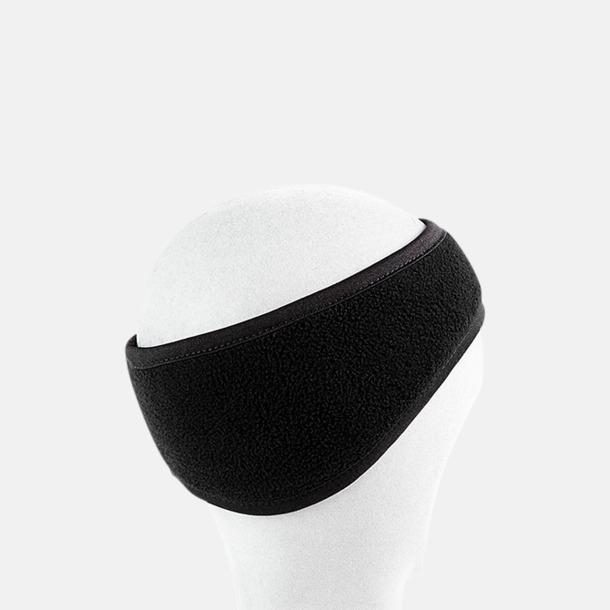 Pannband i suprafleece med reklambrodyr