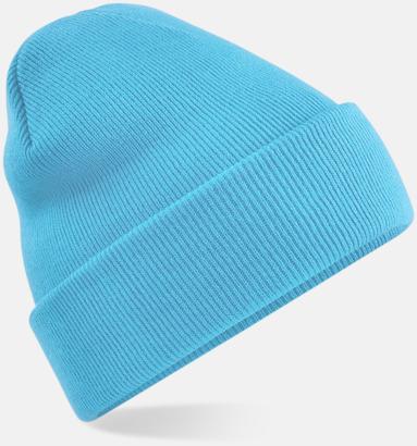 Surf Blue Stickad mössa i många färgstarka alternativ